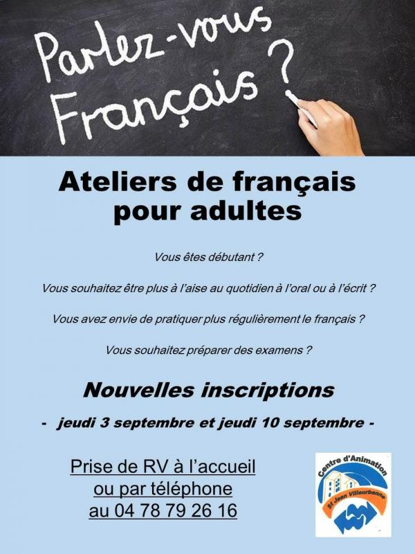 Affiche inscriptions 2020 session sept 1