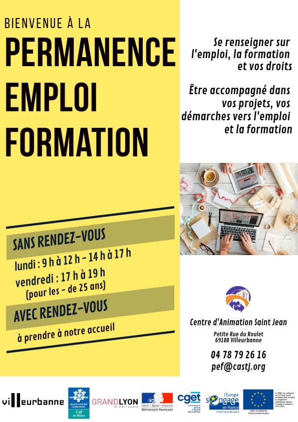 Affiche pef dimensions personnalisees 1