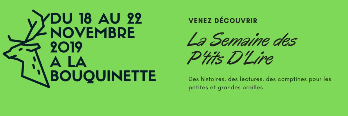 Bouquinette 5