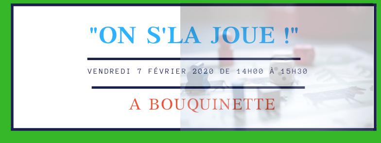 Bouquinette 7