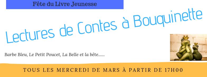 Bouquinette
