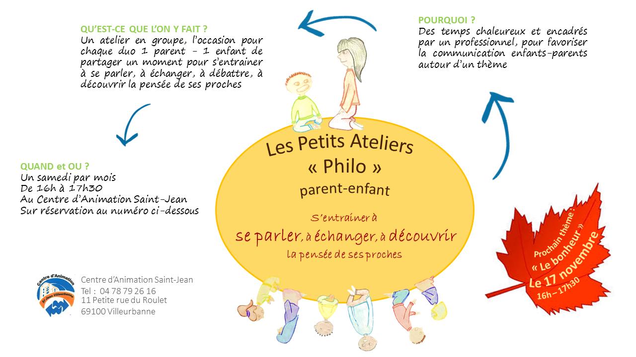 Flyer petits ateliers philo 1
