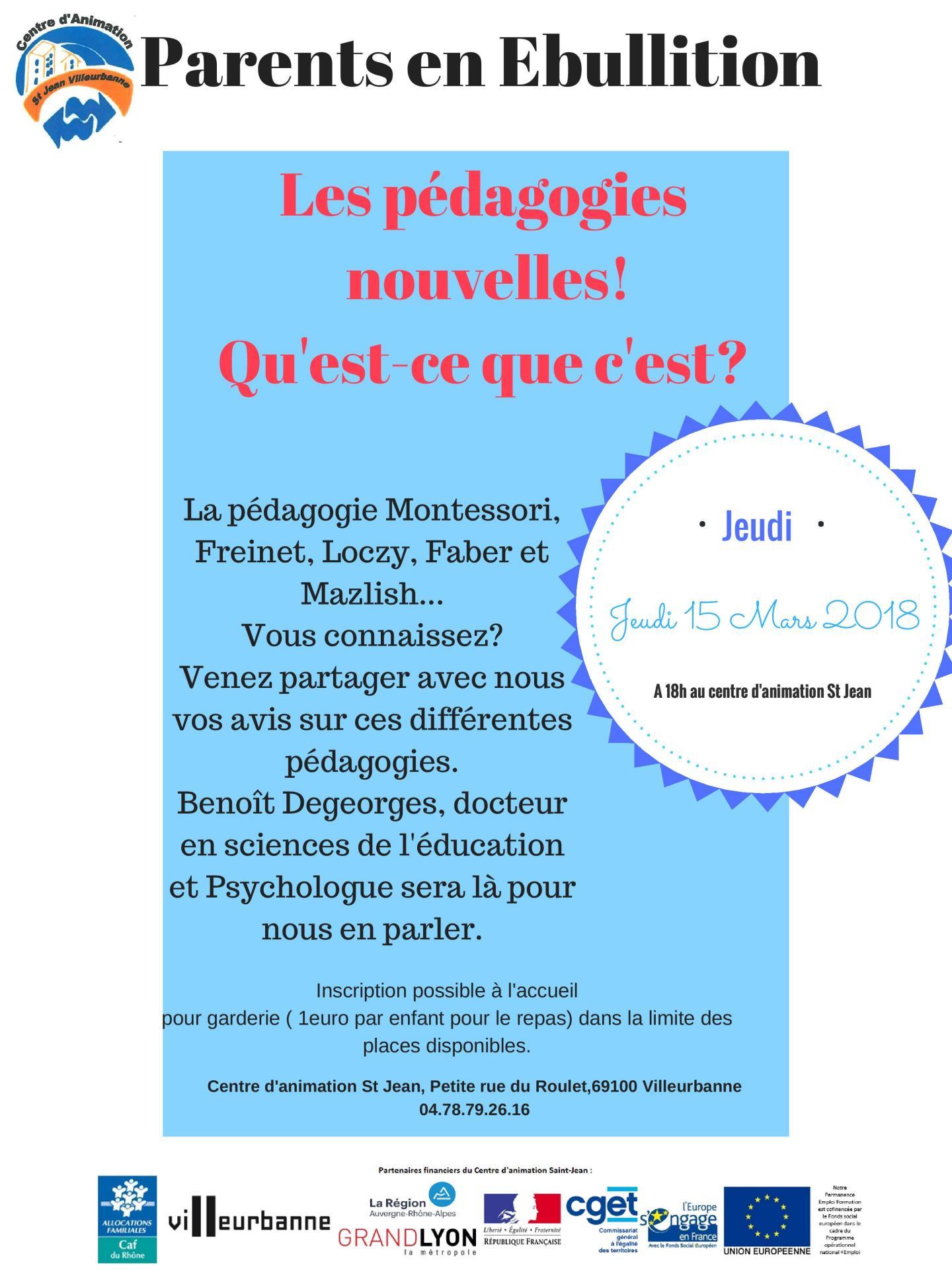 Les pedagogies nouvelles page 001