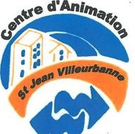 Logo centre animation saint jean villeurbanne 2020