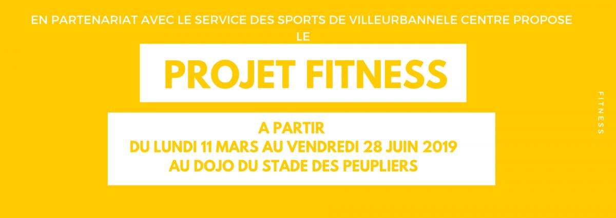 Projet Fitness